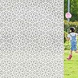 Lifetree Film autocollant en vinyle pour fenêtre - Effet givré - Pour la maison et le bureau - 75 x 200 cm