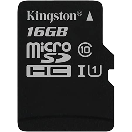 Kingston Sdcs 16gbsp Microsd Canvas Select Computer Zubehör