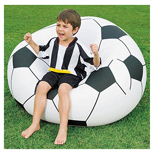Fußballsessel aufblasbar