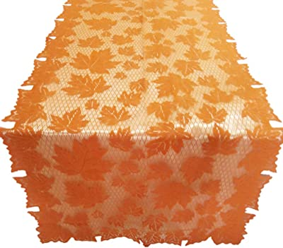 Amosfun 4 Pcs Thanksgiving Placemat Set Pumpkin Table Mats Table Pad Party Supplies Table Cover for Thanksgiving Party Restaurant