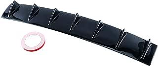 KESOTO Universal Rear Side Skirt Extensions Splitter Winglet Diffuser For BMW Audi Honda