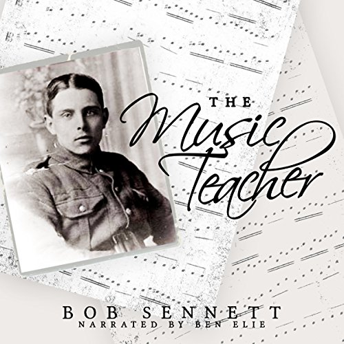 The Music Teacher audiobook cover art