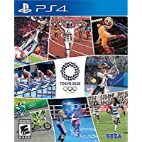 Tokyo 2020 Olympic Games for PlayStation 4 by SEGA