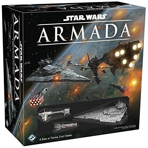 Star Wars: Armada Tabletop Miniatures Game by Fantasy Flight (2015-04-16)