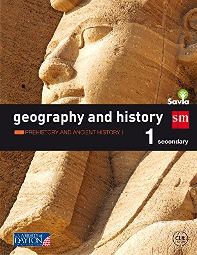 Geography and history. 1 Secondary. Savia: La Rioja, Navarra, Cantabria - 9788416346684