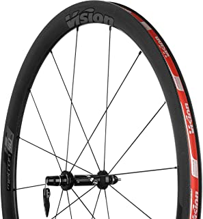 VISION Metron 40 SL Clincher Wheelset UD Carbon, Shimano/SRAM, 11 Speed