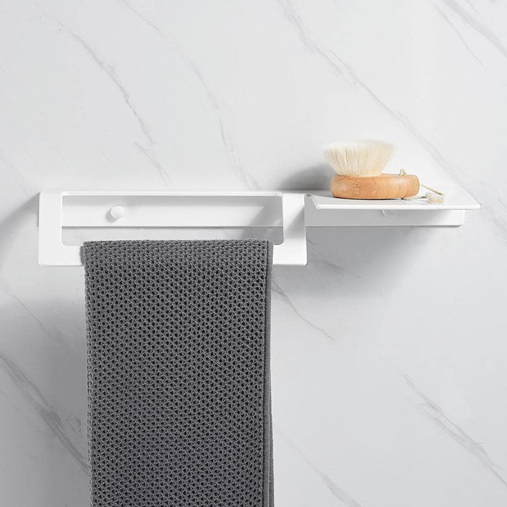 Shelves New product 2021 autumn and winter new type Space Aluminum Bathroom Se Mounted Wall drilled
