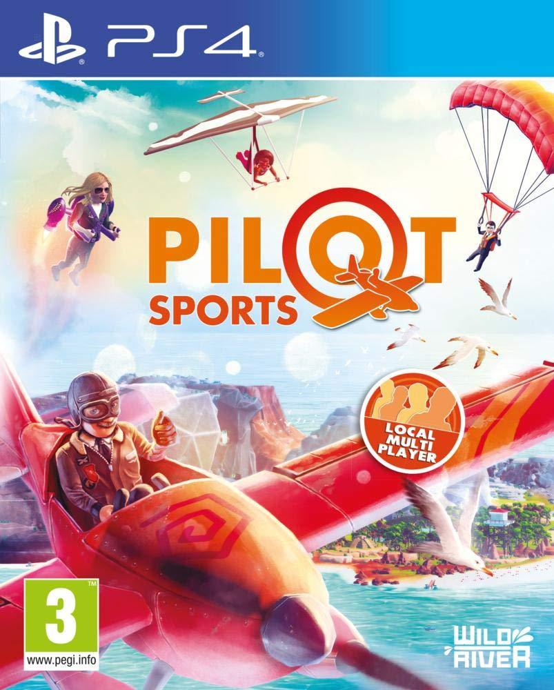 famous Pilot New sales Sports PS4