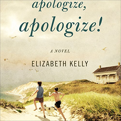 Apologize, Apologize!  audiobook cover art