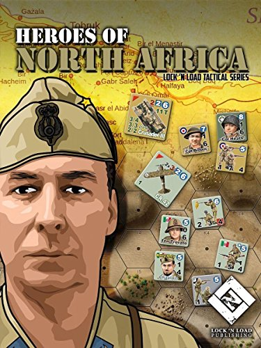 Lock´n Load Tactical System Heroes of North Africa