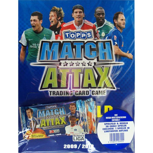 Topps TO102 - Match Attax Multipackung 2009/2010