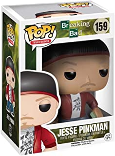 Funko POP Television (Vinyl): Breaking Bad Jesse Pinkman Action Figure