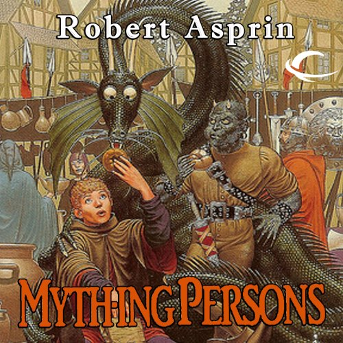 Mything Persons cover art
