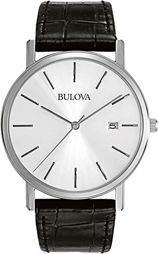 Bulova Men's Straps - 96B104