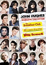 John Hughes Yearbook Collection: (The Breakfast Club / Sixteen Candles / Weird Science)
