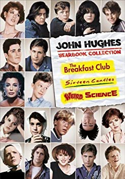 John Hughes Yearbook Collection  The Breakfast Club / Sixteen Candles / Weird Science
