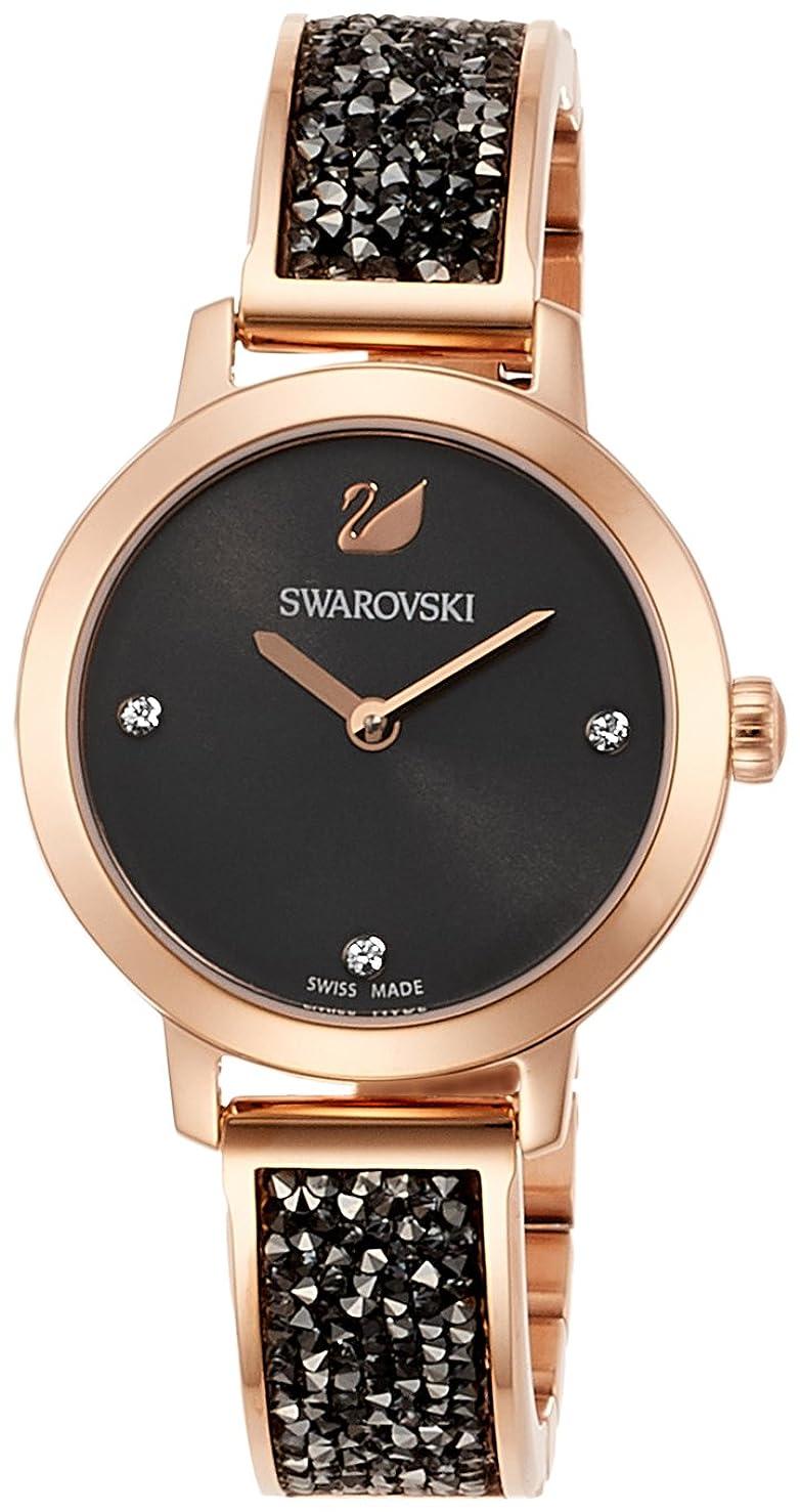 イルバンドカトリック教徒[スワロフスキー] 腕時計 COSMIC ROCK 5376068 レディース 並行輸入品 ブラック