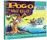 Pogo The Complete Syndicated Comic Strips: Volume 2: Bona Fide Balderdash (Walt Kelly's Pogo)