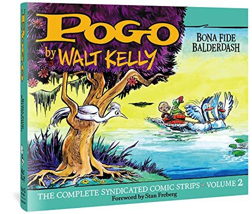 Pogo Volume 2: Bona Fide Balderdash (Walt Kelly's Pogo)