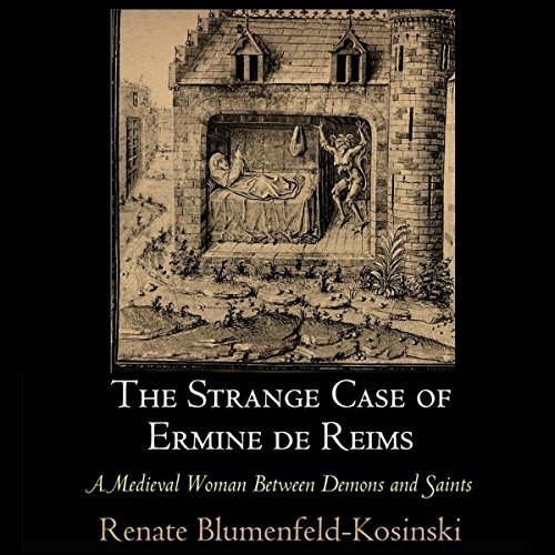 The Strange Case of Ermine de Reims cover art