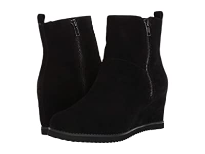 Blondo Rise Waterproof (Black Suede) Women