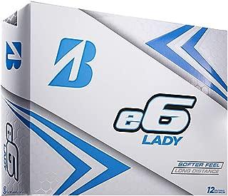 Bridgestone 2019 e6 Lady Golf Balls (One Dozen)