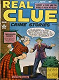 Real Clue Crime Stories v4 4 [40]: the Bane and the Antidote; Eleven Letters on Direct and Indirect Taxation (English Edition)