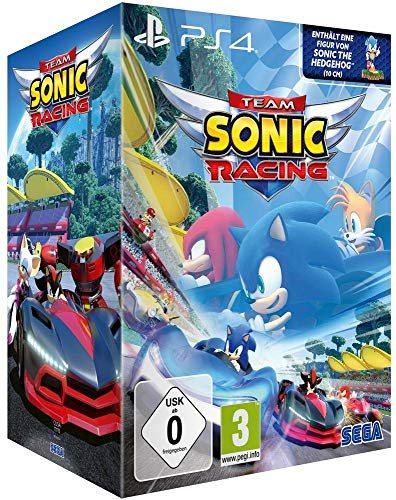 Team Sonic Racing - Collector's Edition