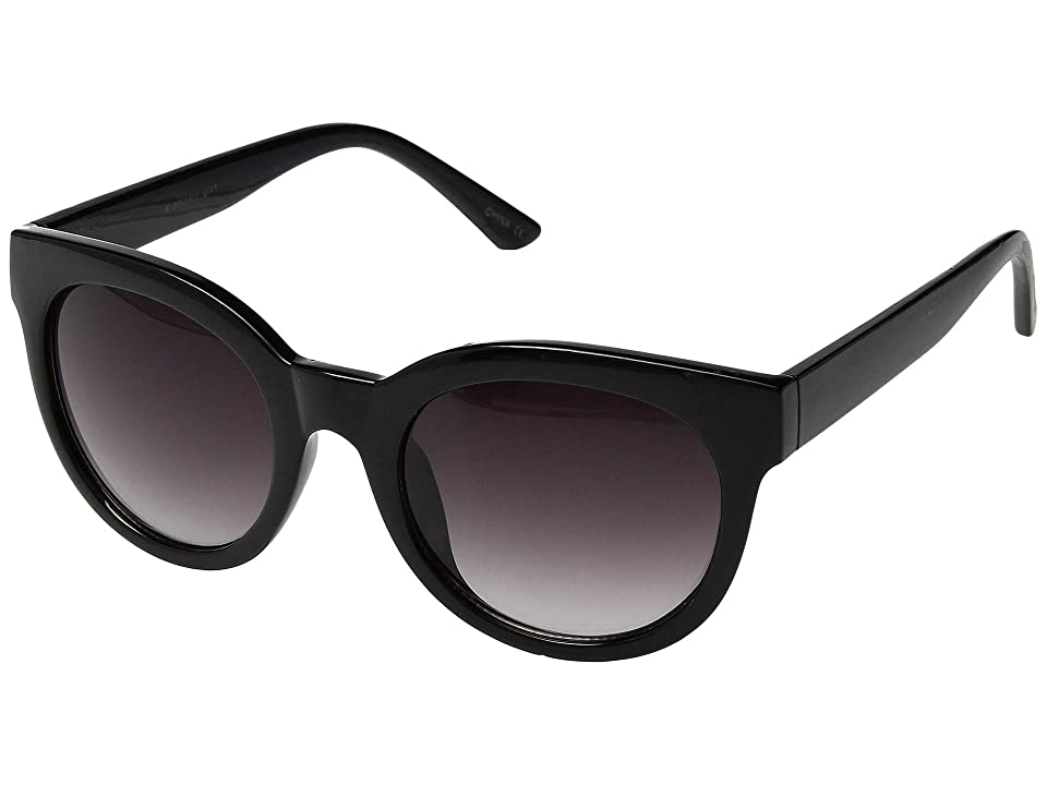 Steve Madden Madden Girl MG899103 (Black) Fashion Sunglasses