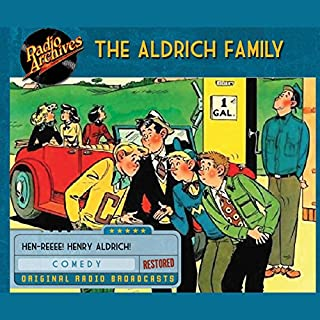 The Aldrich Family cover art