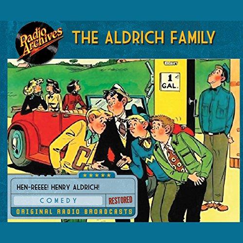 The Aldrich Family cover art
