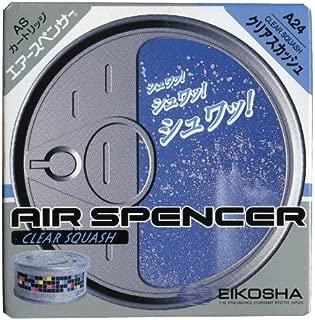 Air Spencer Clear Squash Eikosha Air Freshener A24