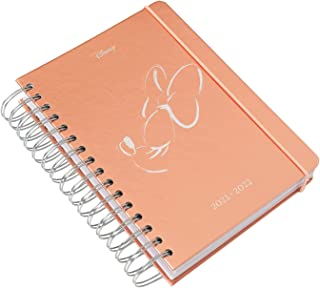Official Disney Minnie Academic Diary 2021-2022 A5 Day To Page - 12 Months Mid Year Diary August 2021 - July 2022