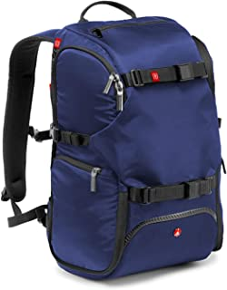 Manfrotto Advanced Holster;Hardwearing;Weatherproof Manfrotto Advanced Camera DJI Mavic Backpack Travel Blue, Blue (MB MA-...