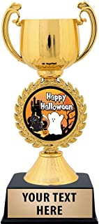 Crown Awards Personalized Halloween Trophy, 7.25