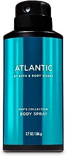 Bath & Body Works Men's Collection ATLANTIC Deodorizing Body Spray104g