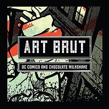 DC Comics and Chocolate Milkshake