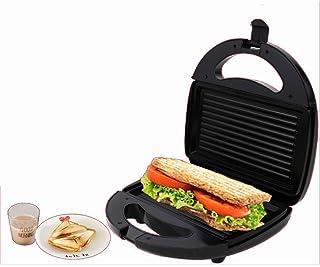 Melissa 16240106 750 Watt Grilltoaster Sandwichtoaster Sandwich-Maker mit antihaftbeschichteten Backplatten,