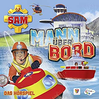 Mann über Bord Titelbild