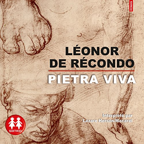 Pietra Viva audiobook cover art