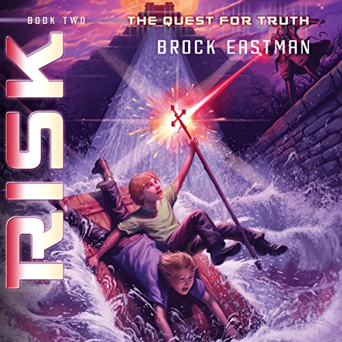 Risk audiobook cover art