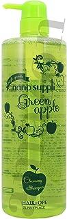 サニープレイス ナノサプリ クレンジングシャンプー (グリーンアップル) 1L