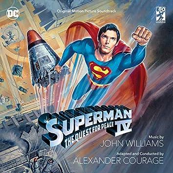 Superman IV: The Quest For Peace (Original Motion Picture Soundtrack)