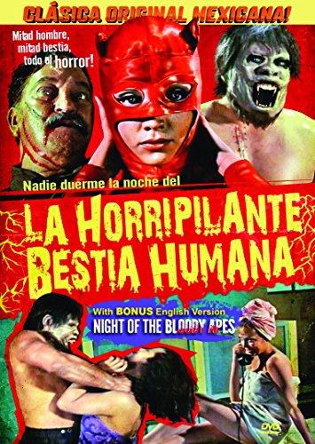 Night Of The Bloody Apes (La Horripilante Bestia Humana)