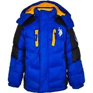 U.S. Polo Assn. Boys' Puffer Outerwear Jacket