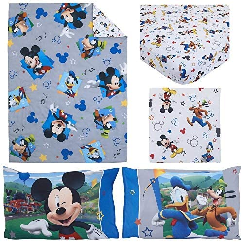 Mickey mouse bedspread