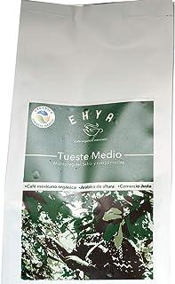 Ehya Café orgánico, Tueste medio, molido regular