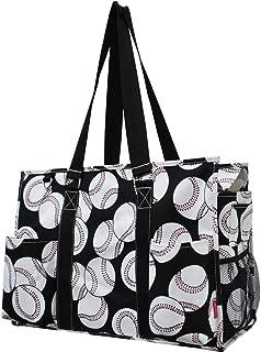 Ocean Themed Prints NGIL Large Travel Caddy Organizer Tote Bag