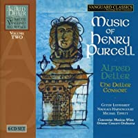 Music Of Henry Purcell by ALFRED & THE DELLER CONSORT DELLER (2008-08-05)