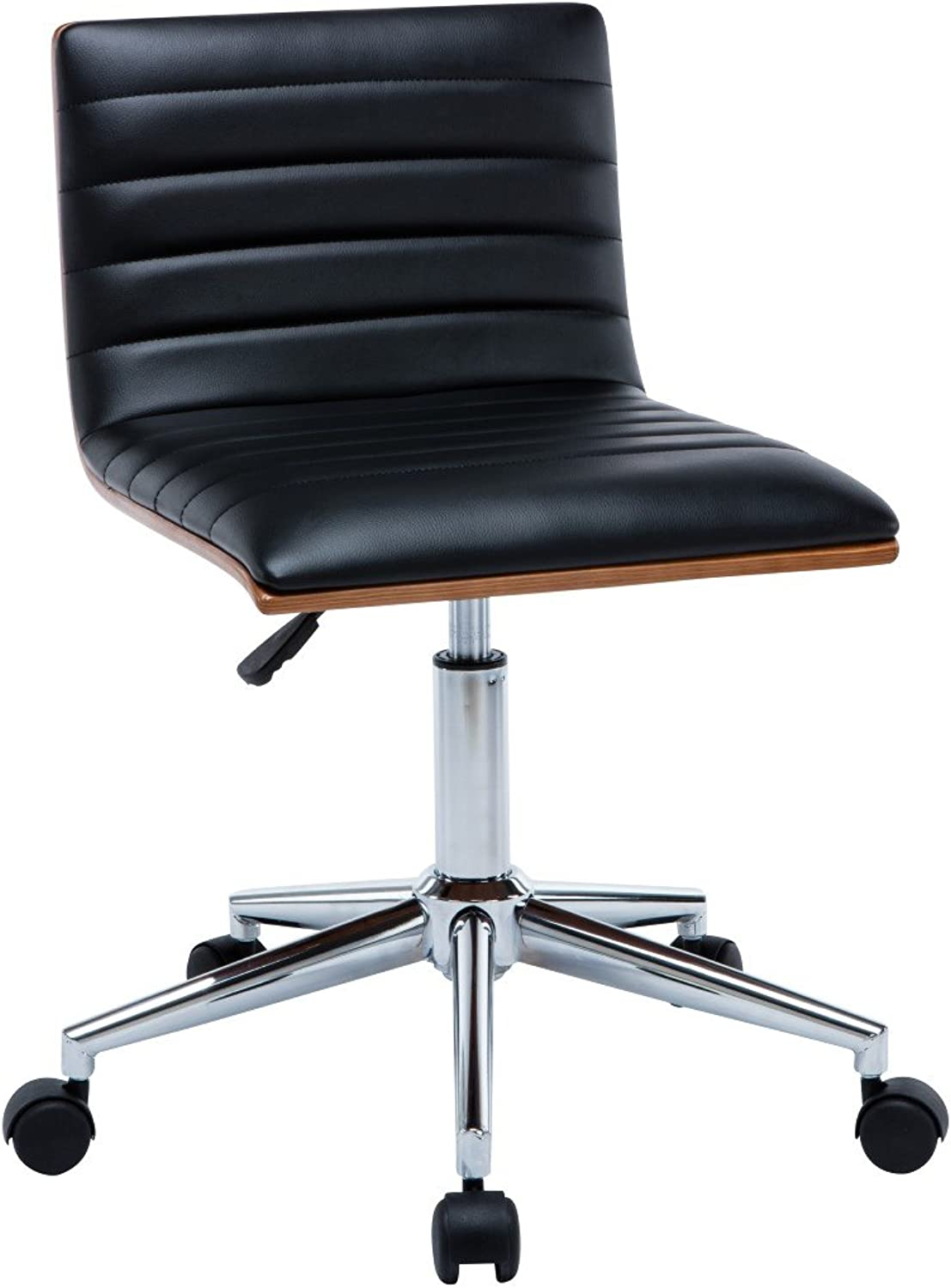 Porthos Home Alyson Office Chair, Black
